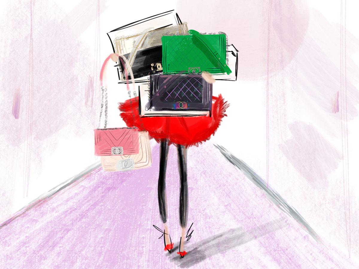 149a059e4596de Chanel Price Increase 2018: The Gabrielle and Boy Bag Are Next ...