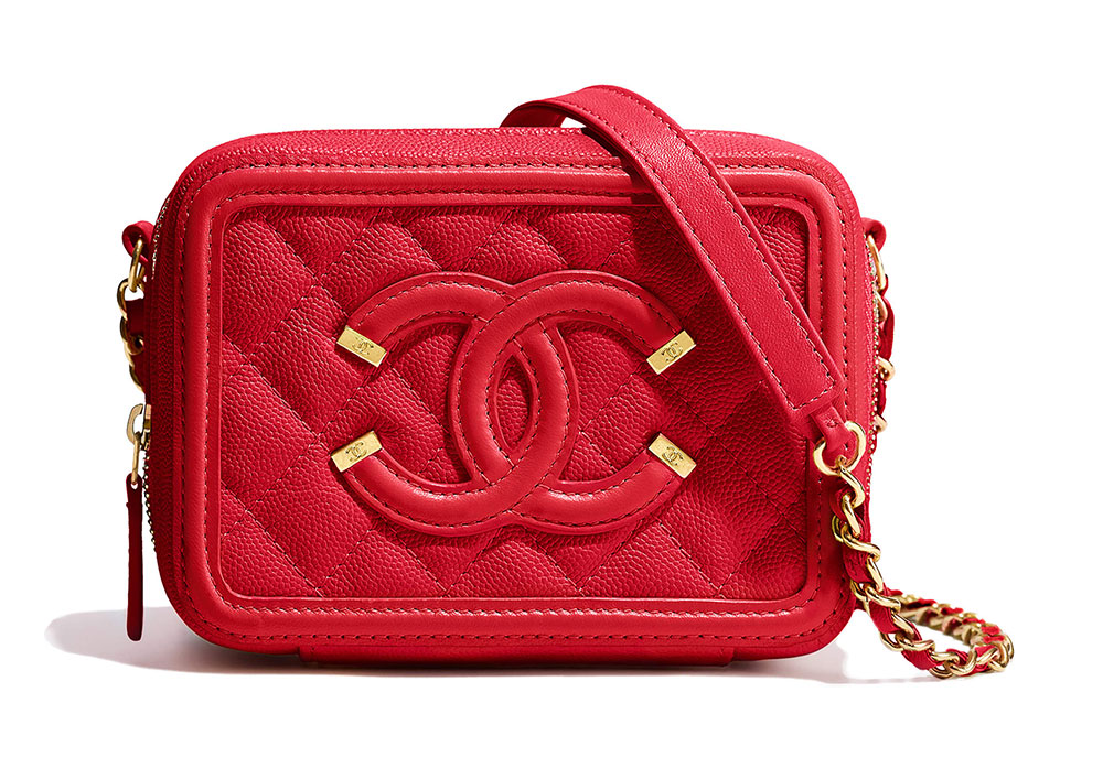 Check Out 65 of Chanel s Brand New Pre-Collection Spring 2018 ... dc037f4b146f8
