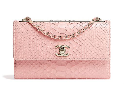 Check Out 65 of Chanel's Brand New Pre-Collection Spring 2018 Wallets, WOCs and Small Leather Goods, Including Prices!