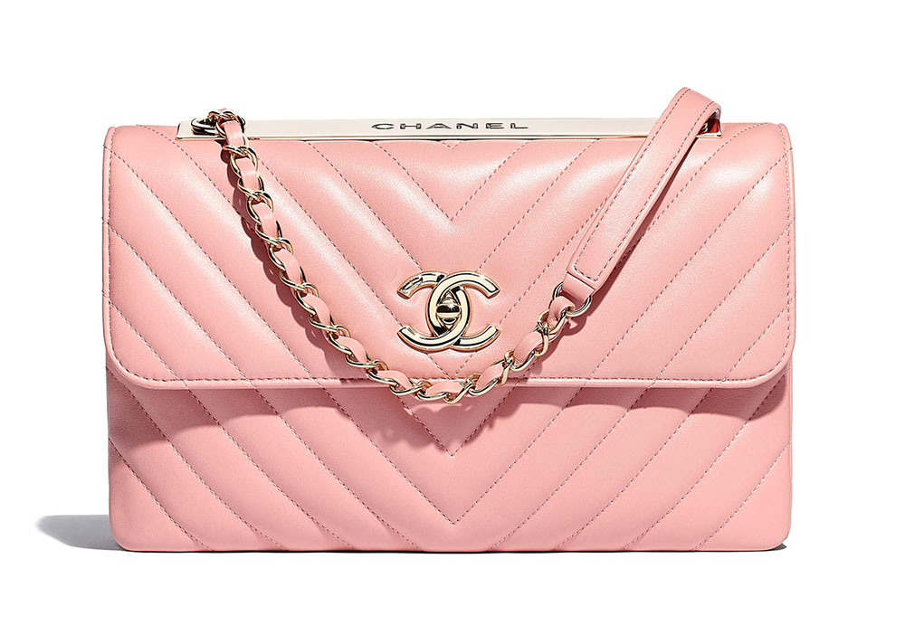 70e81a1a098 Check Out Over 100 New Bags (with Prices!) from Chanel Pre ...