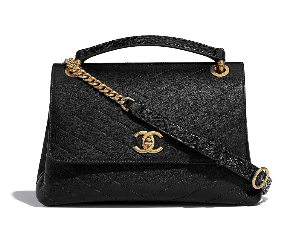 ac7a3bce6bb7 Check Out Over 100 New Bags (with Prices!) from Chanel Pre ...