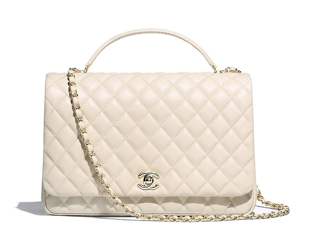 7220a186edf3 Check Out Over 100 New Bags (with Prices!) from Chanel Pre ...