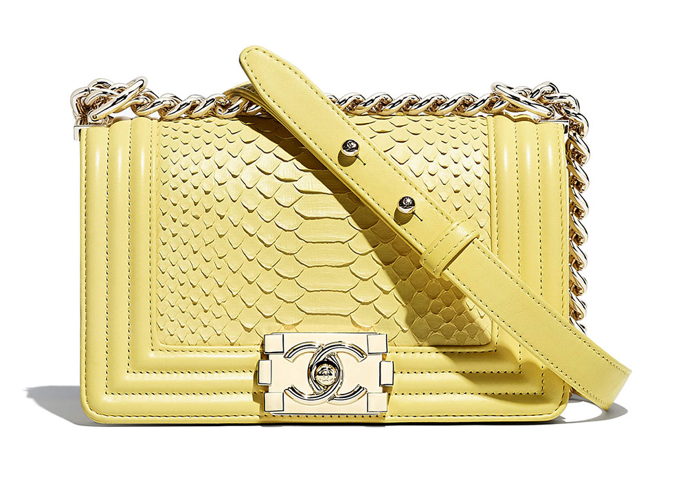 Check Out Over 100 New Bags (with Prices!) from Chanel Pre ... da257652b77c9