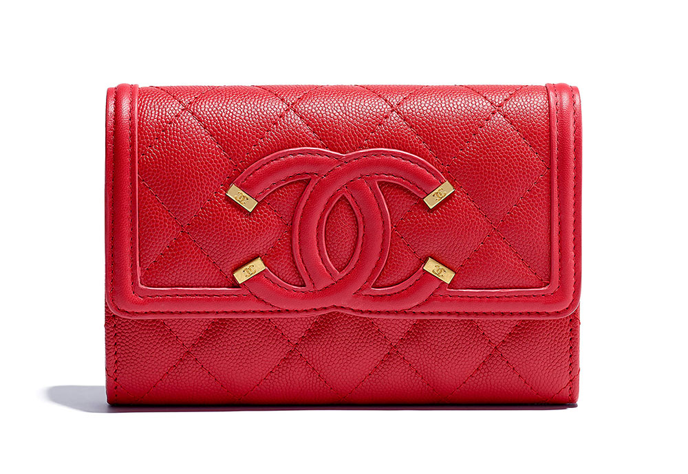 e382dad550a797 Chanel Small Flap Wallet Red | Stanford Center for Opportunity ...
