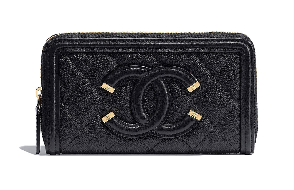 72c9463284586e Chanel Small Zipped Wallet 2018 | Stanford Center for Opportunity ...