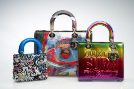 A Closer Look at a Few of the Dior Lady Art #2 Bags
