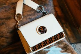 Loving Lately: The Fendi Kan I F Bag