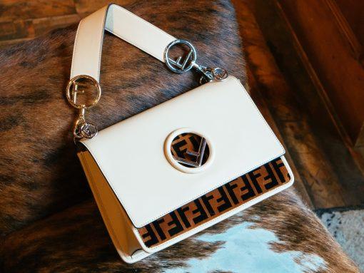Loving Lately: The Fendi Kan I F Bag