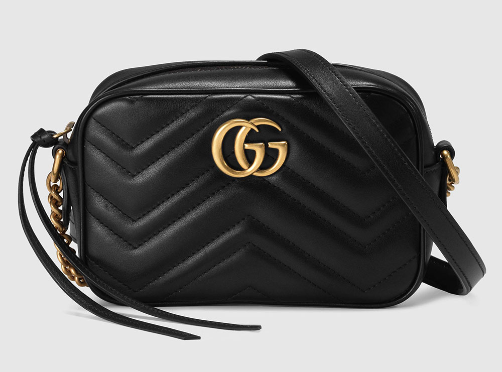 1621d1a2694 Gucci Marmont Camera Bag