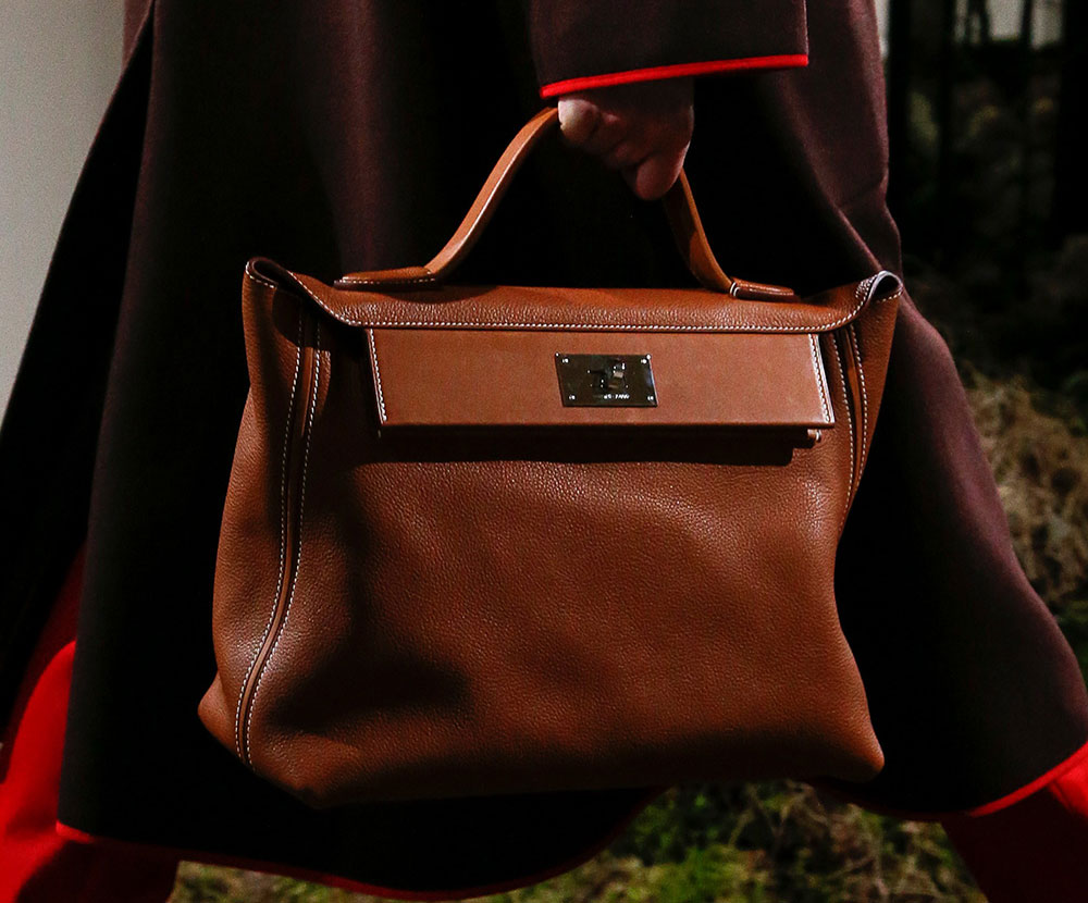 a7737a326a6d Hermès Makes Some Curious Decisions with Its Pre-Fall 2018 Runway ...