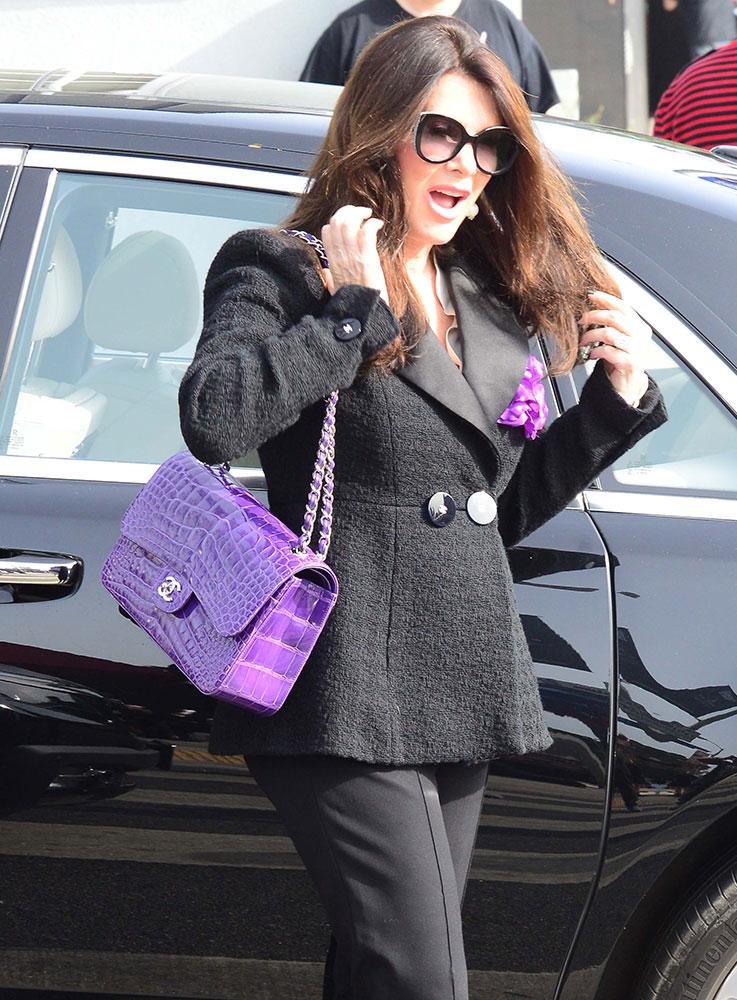 0c36dd15ef2d Lisa-Vanderpump-Chanel-Classic-Flap-Bag - PurseBlog