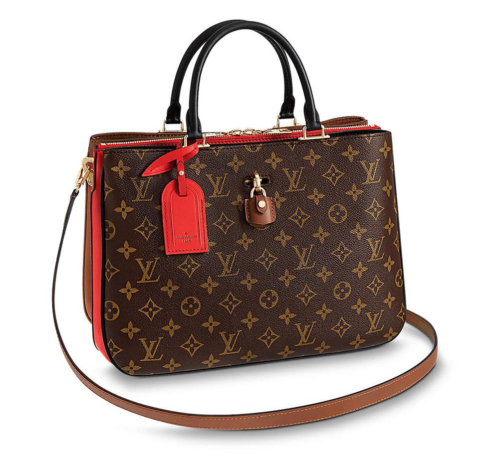 a96e33eb9d4d Love It or Leave It  The Louis Vuitton Millefeuille Tote - PurseBlog