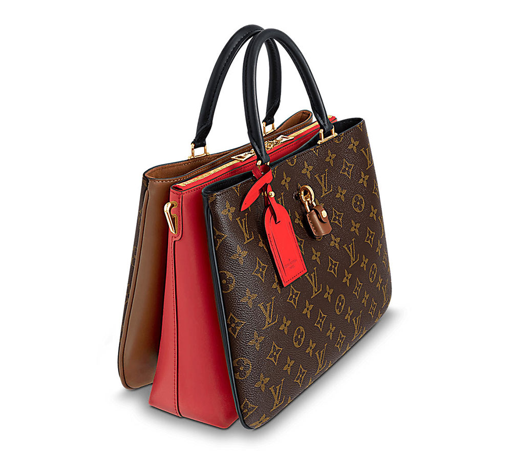 a96e33eb9d4d Love It or Leave It  The Louis Vuitton Millefeuille Tote - PurseBlog
