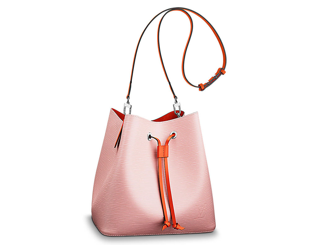 The Louis Vuitton Neonoe Bag Now Comes in 6 Colors of Epi Leather ... d5efcf3ed220d