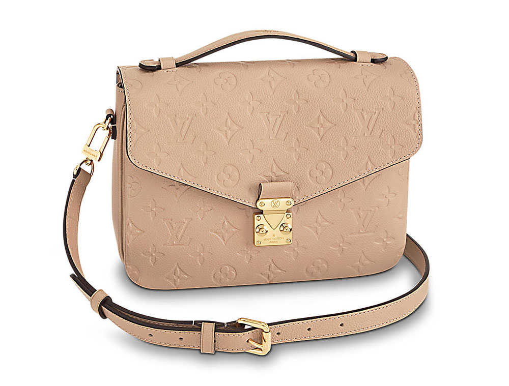 fb4dc9b5c3a2 The Ultra Popular Louis Vuitton Pochette Metis Bag Now Comes in ...
