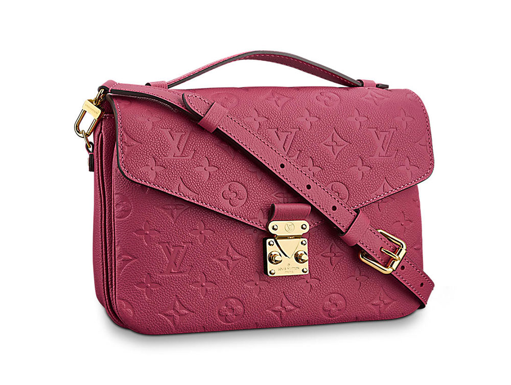 The Ultra Popular Louis Vuitton Pochette Metis Bag Now Comes In