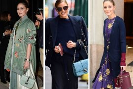 Let's Conduct Our Annual Review of Olivia Palermo's Bags