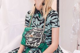 Valentino Relies on Rockstud Spikes for Its Pre-Fall 2018 Bags