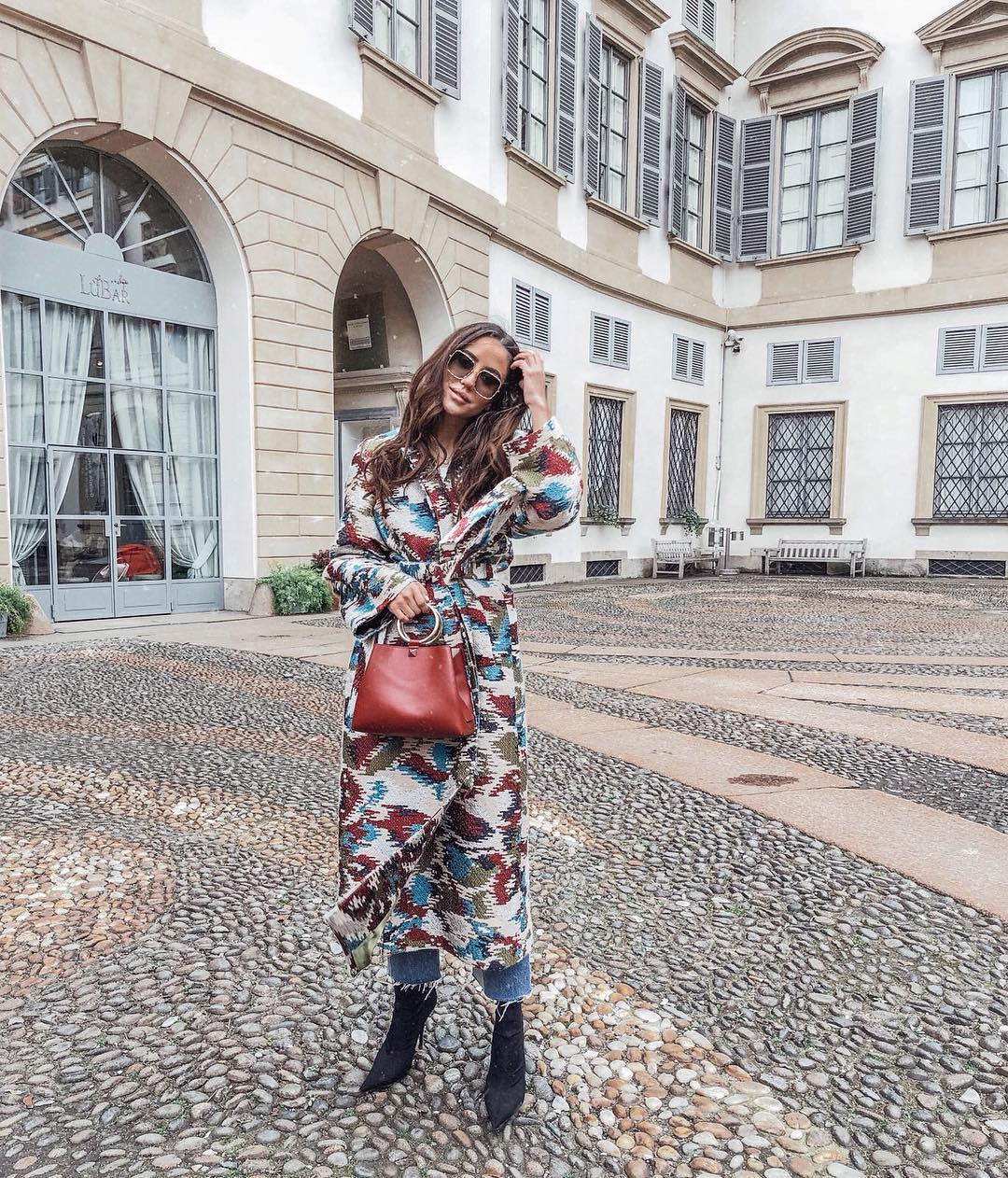 the best street style bags of milan fashion week we found