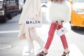 The Best Instagram Bag Looks From #NYFW's Street Style Stars