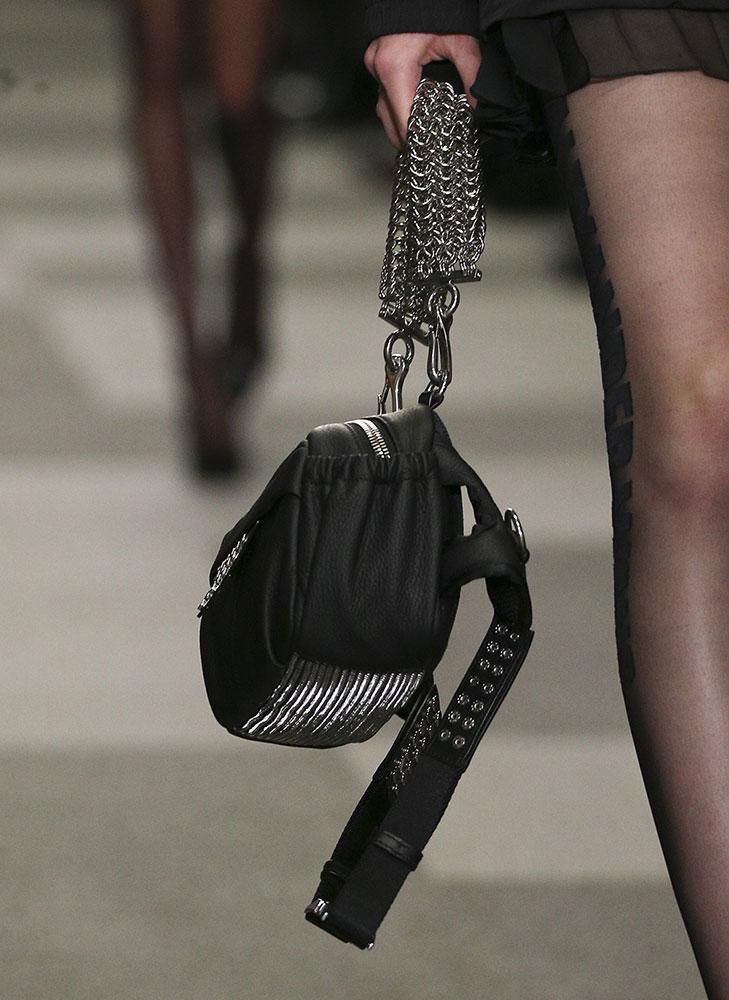 79985445f5c0 Alexander Wang Debuts Cross-Body Fanny Packs and Prada-esque Nylon ...