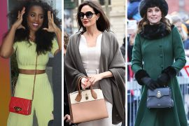 This Week, It's Business As Usual for Celebs with Bags from Gucci, Louis Vuitton and Mulberry