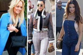Nostalgic Celebs Are Having a Louis Vuitton Love-Fest This Week