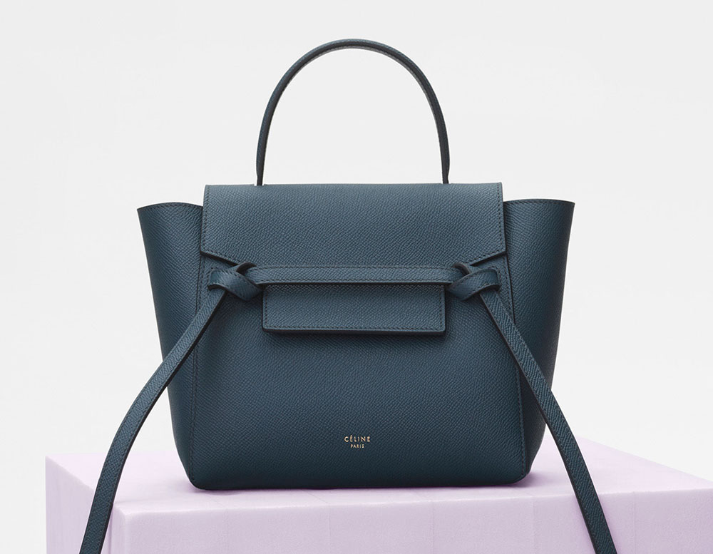 11d46377a7 Céline s Summer 2018 Collection is Here—Check Out 83 Brand New Bags ...