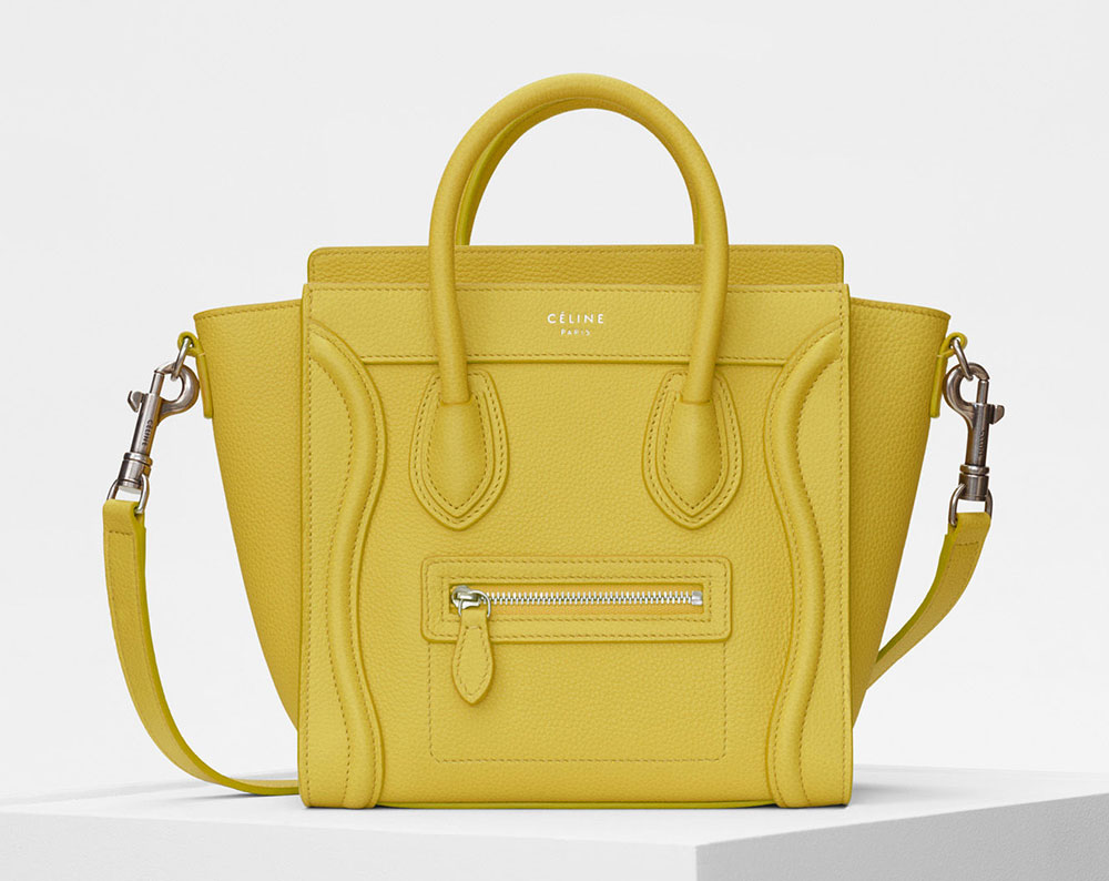 88467144aca Céline s Summer 2018 Collection is Here—Check Out 83 Brand New Bags ...