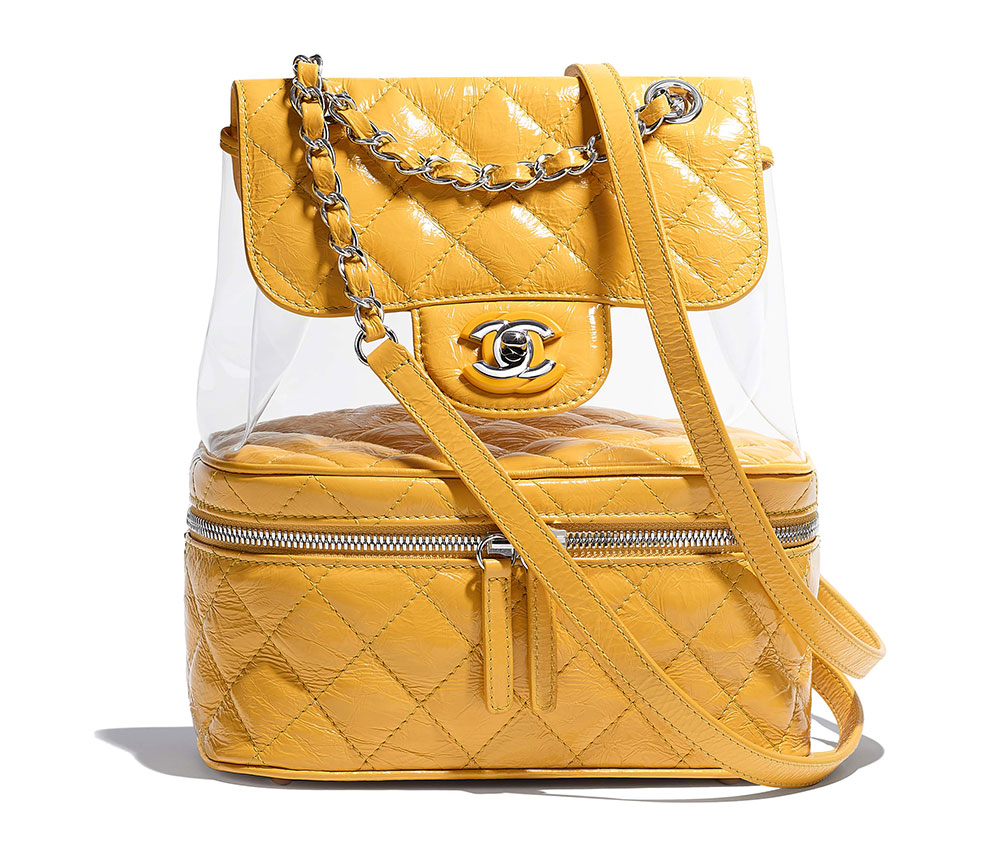 Chanel Releases Spring 2018 Handbag Collection with 100 ...