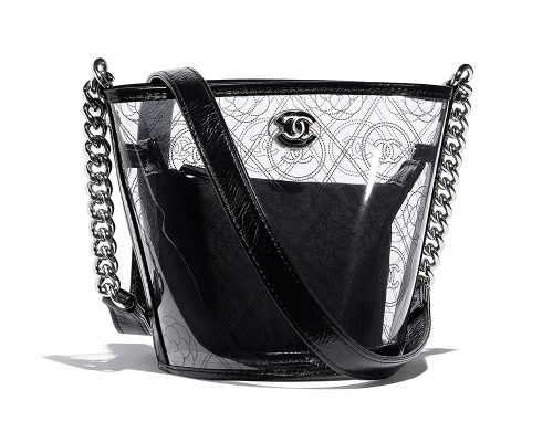 Chanel Bucket Bag Pvc 3400 Purseblog