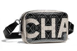 Chanel Has Quietly Launched Its Own Monogram Fabric for Bags