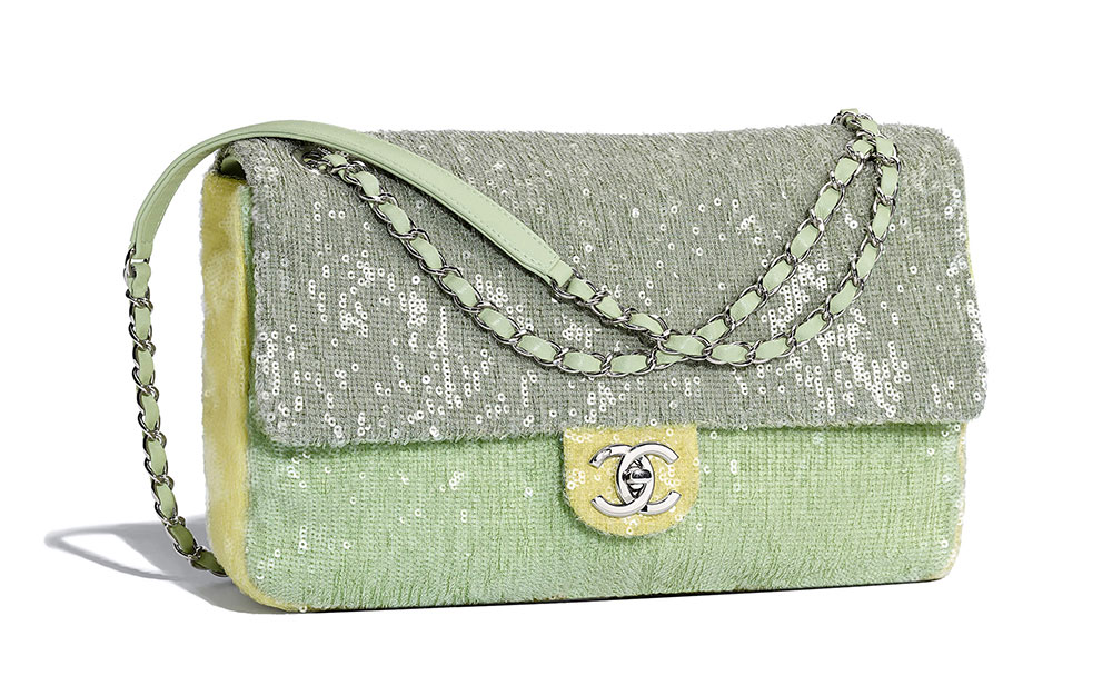 aedb7f64fe86 Chanel Releases Spring 2018 Handbag Collection with 100+ of Its Most ...