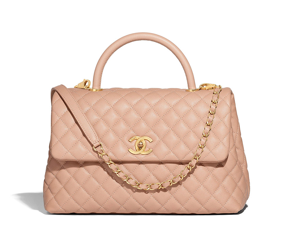 a25df88d3082 Chanel Releases Spring 2018 Handbag Collection with 100+ of Its Most ...
