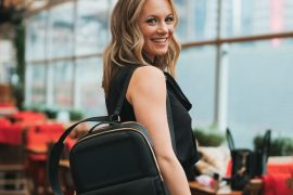 What's In Her Bag: Danielle Savre