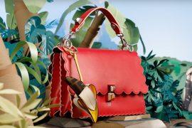 Exclusive: Fendi Tropical Futurism Charm Video