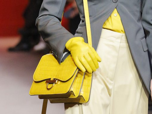 The 14 Best Runway Bags from Milan Fashion Week Fall 2018