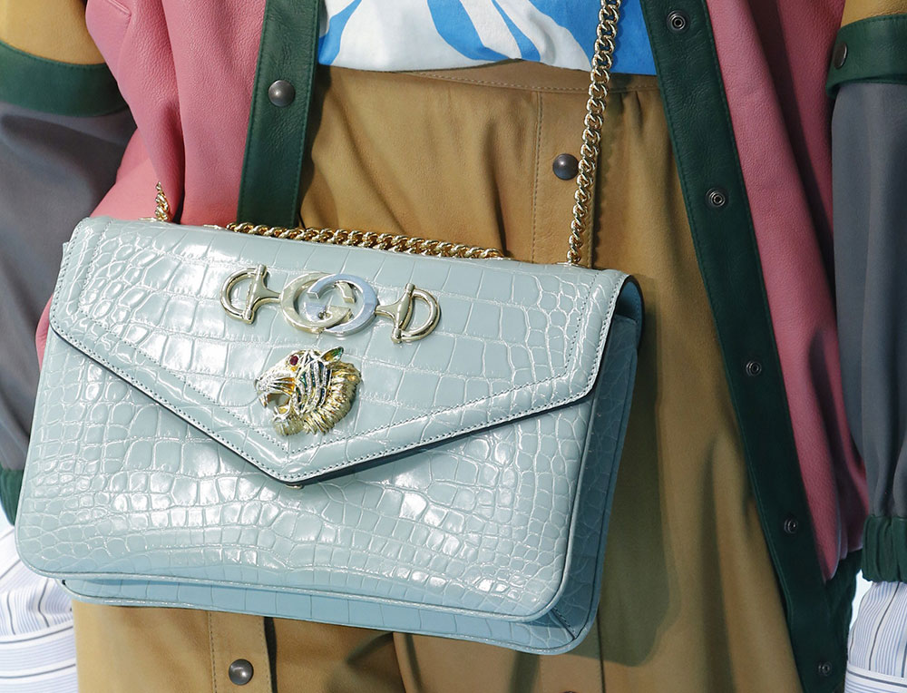 465e5109c2322 Get Your First Look at Gucci s Fall 2018 Bags