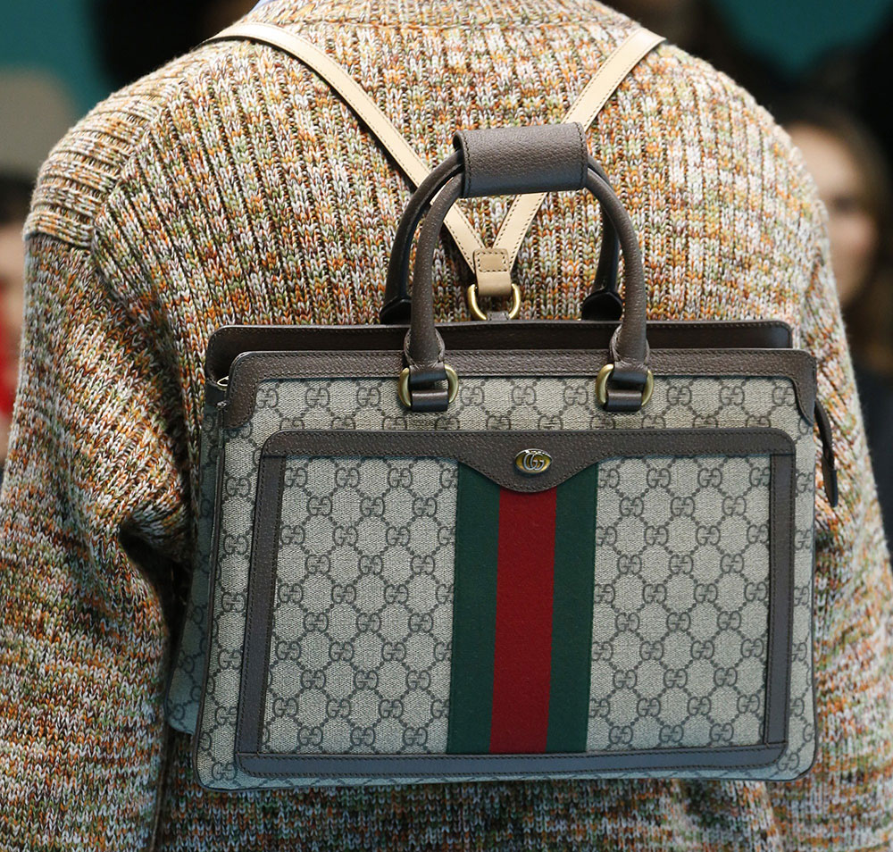 Get Your First Look At Gucci S Fall 2018 Bags Straight