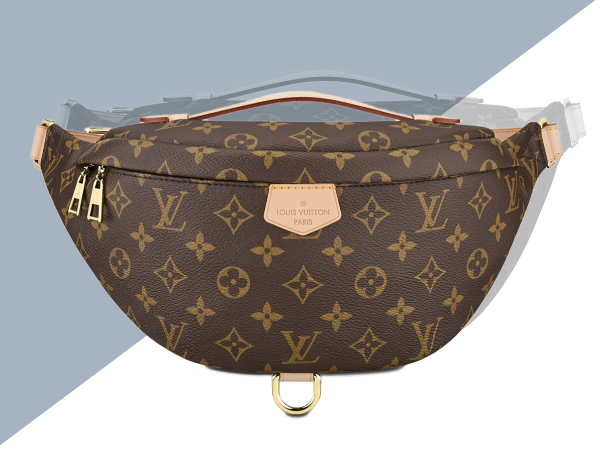 fdc39f2a96e Louis Vuitton Releases Brand New Fanny Pack, So Now Celebrities Can ...
