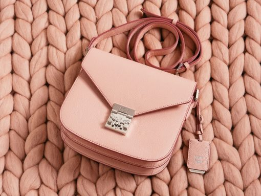 Loving Lately: The MCM Patricia Shoulder Bag in Park Avenue Leather