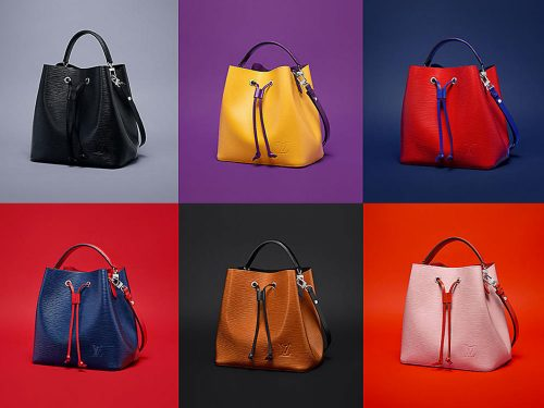 New Louis Vuitton Spring 2018 Bags