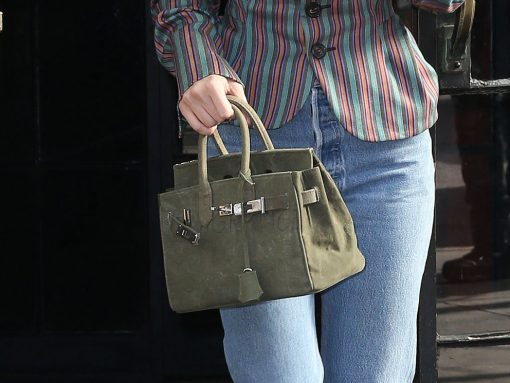 Why in the World Would Bella Hadid Carry a Bag That Looks Like—But is  Not—an Hermès Birkin - PurseBlog 194d4842e1433