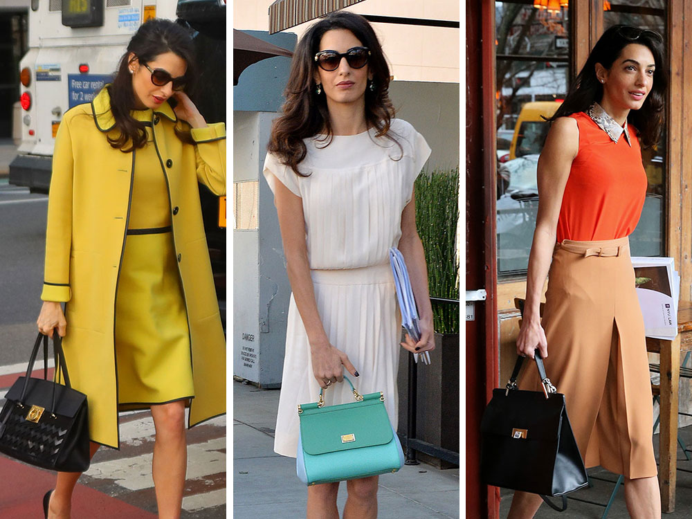 17ff7e16f20b Take an Office Style Lesson from Amal Clooney and Her Handbags |  PurseBlog.com | Bloglovin'