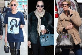 This Week, Celebs Were on the Go with Goyard, Gucci and Alexander McQueen