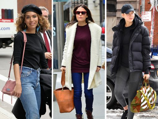 This Week's Celebrity Bag Picks Include Poets and Royalty, in Addition to the Usual Actresses and Reality Stars