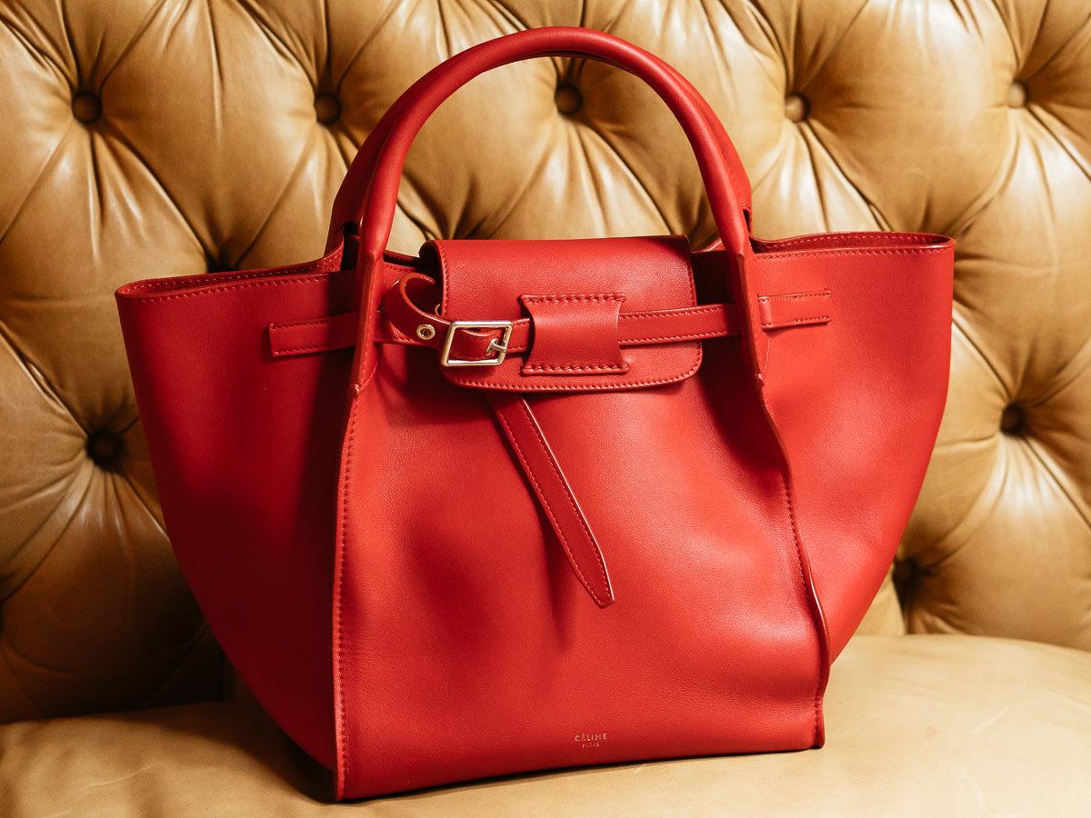 PurseBlog Asks: Would You Dive into the Céline Big Bag? - PurseBlog
