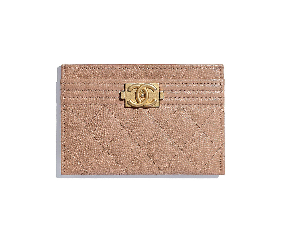 3b71449fa49a Check Out 70 Chanel Spring 2018 Wallets, iPad Cases, WOCs and ...