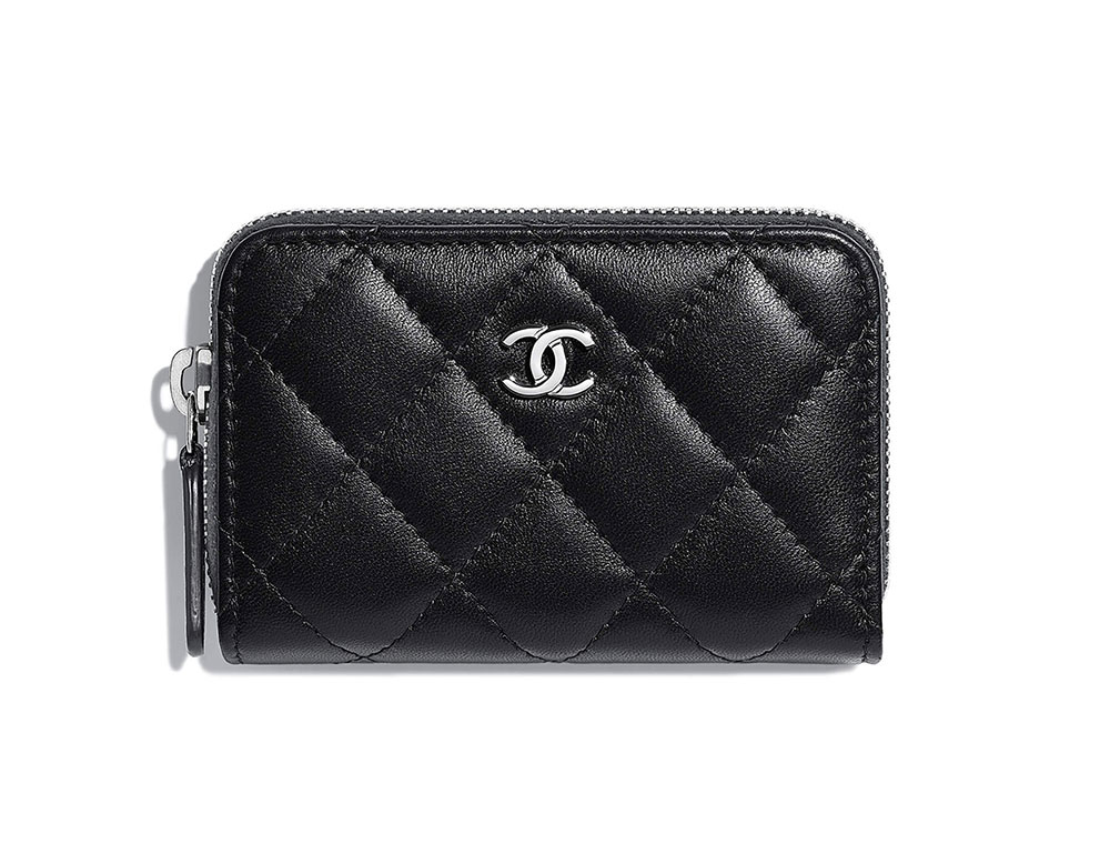 ea41689839f68d Check Out 70 Chanel Spring 2018 Wallets, iPad Cases, WOCs and ...
