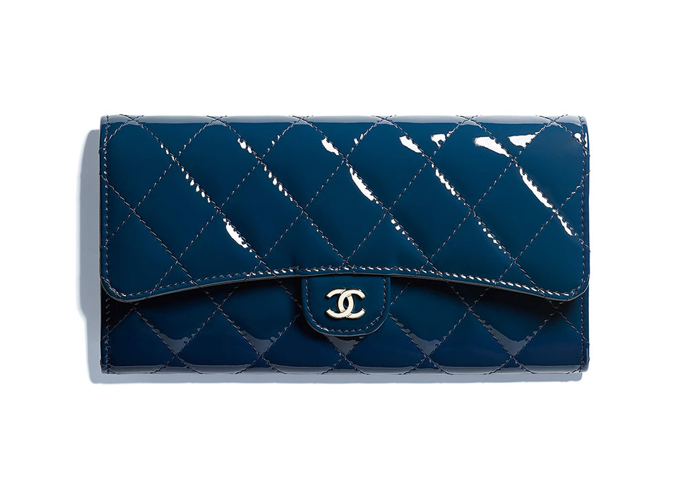 d1ec2062f55f Check Out 70 Chanel Spring 2018 Wallets, iPad Cases, WOCs and ...